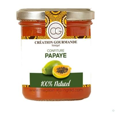 Confiture papaye (200g)