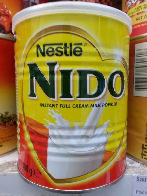 lait en poudre nido en france
