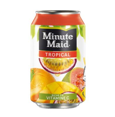 Minute maid tropical (24x33cl)