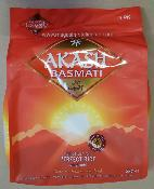 Riz long Basmati Akash (5 kg)